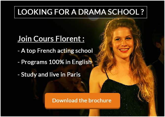 Acting school in Paris
