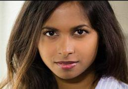 Ruchi Ranjan, Acting in English Student in Paris